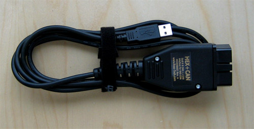 wnat to try VCDS lite with audi s6 2007 what cable to use