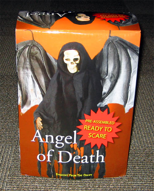 Angel of Death box