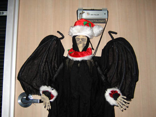 Christmas Angel of Death