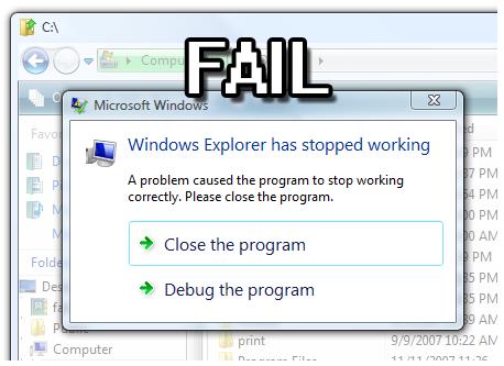 why windows vista failed