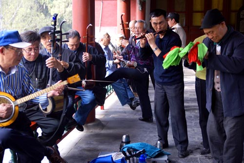 Temple of Heaven Band