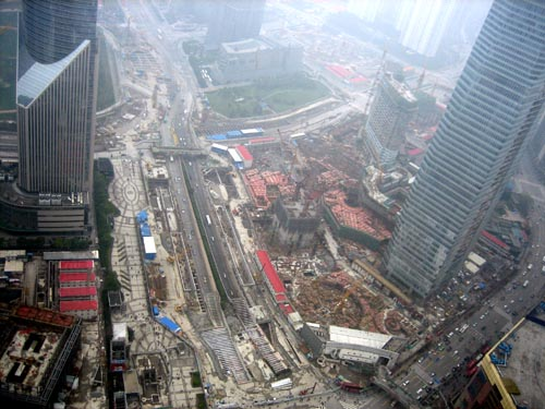 Pudong Construction