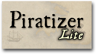 Piratizer Lite Logo